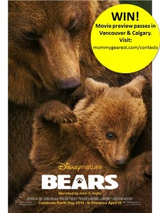 Disneynature Bears contest image