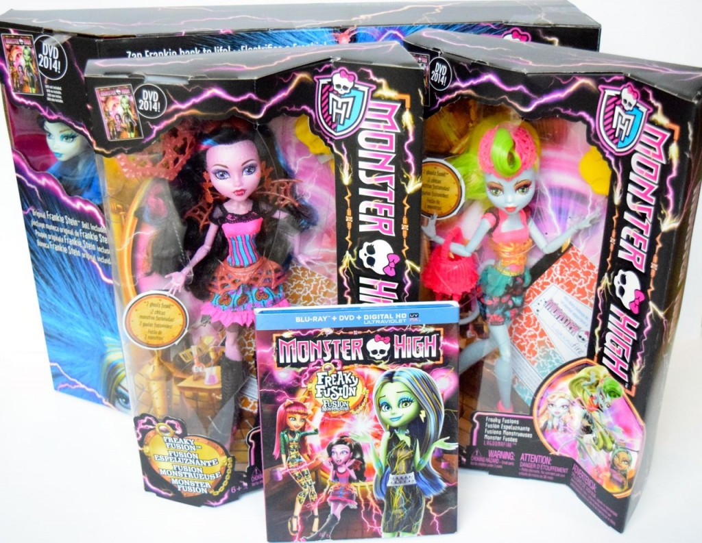 Monster High contest
