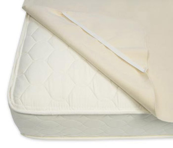 Naturepedic waterproof mattress protector pad review