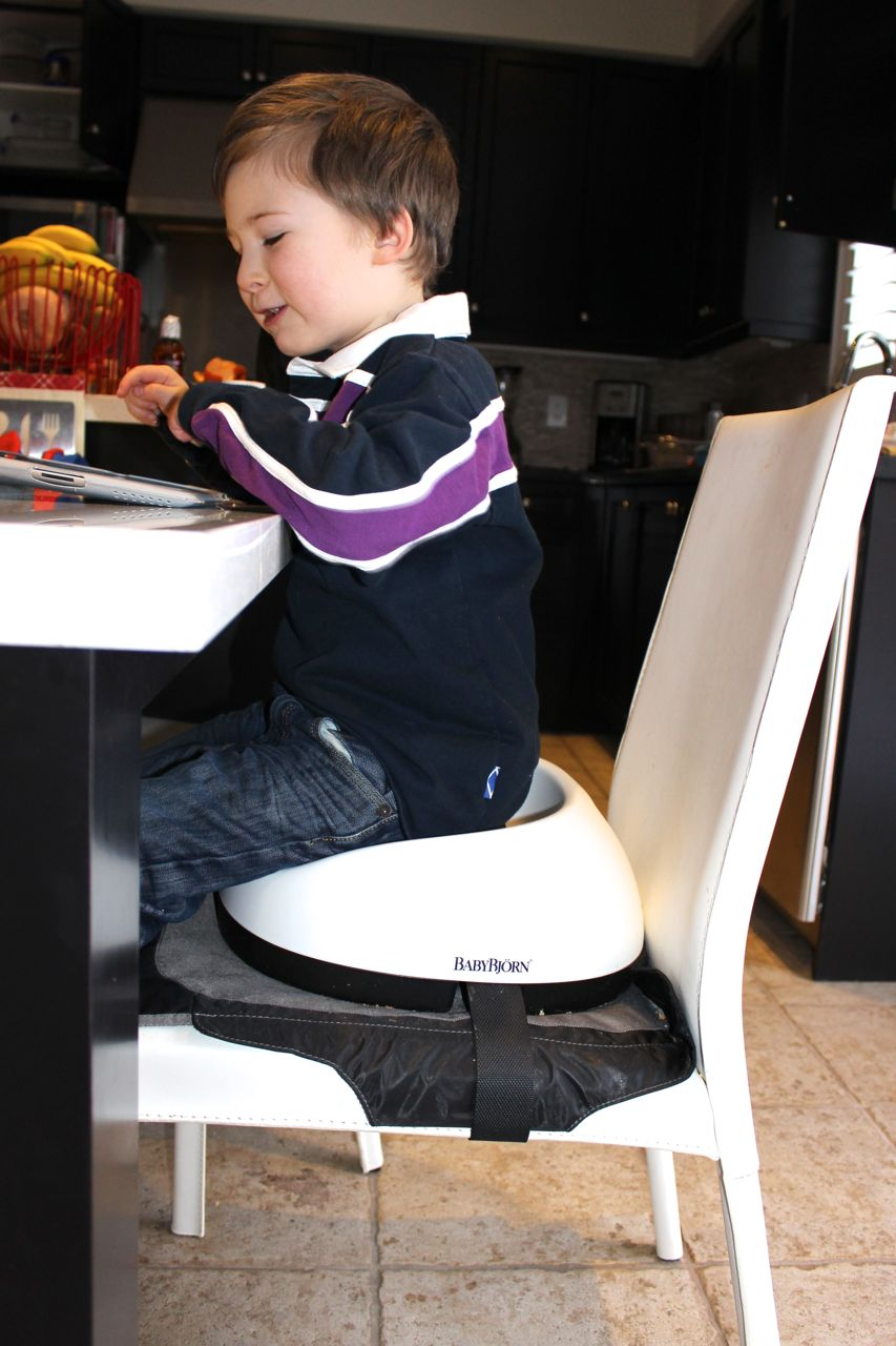 Baby Bjorn Booster Chair Review