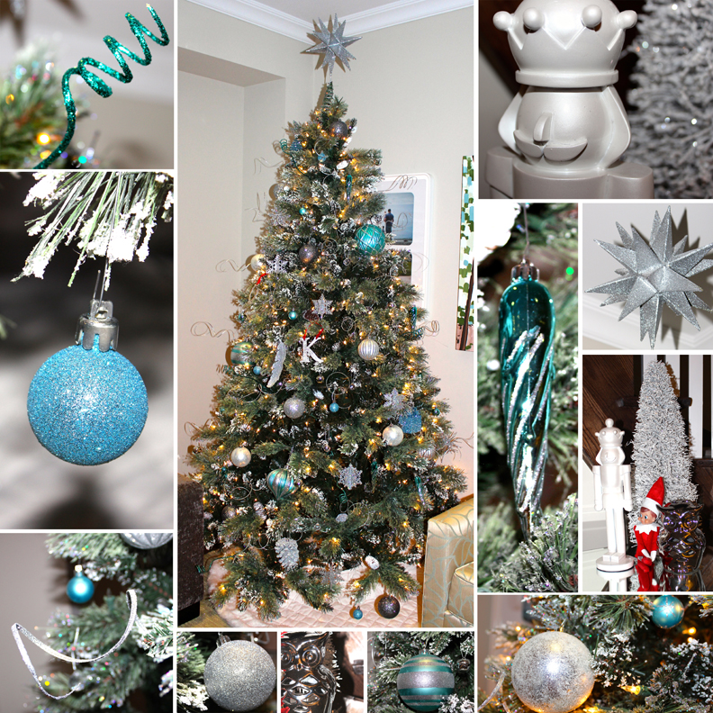 home depot christmas decorations - Martha Stewart Christmas Tree Decorations