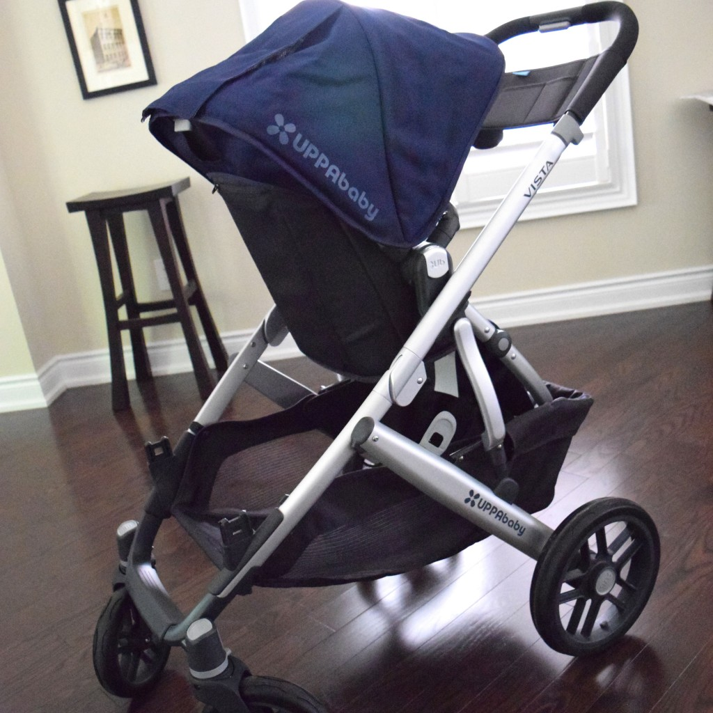 Uppababy Vista 2015 Review