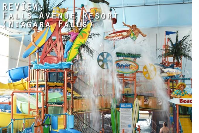 Falls Avenue Resort - social
