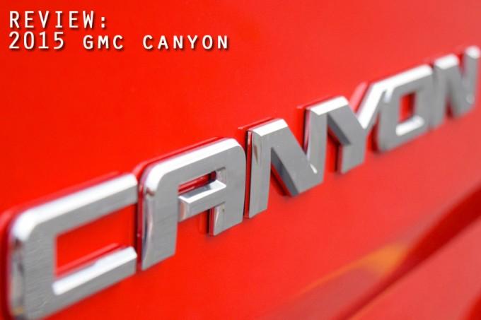 2015 GMC Canyon social