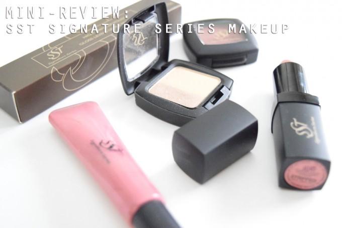 SST Cosmetics Signature Series - social