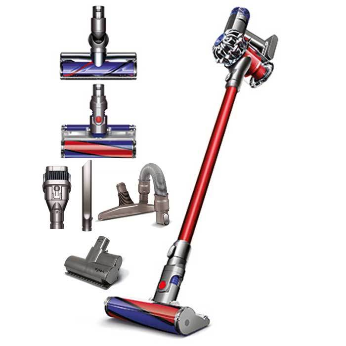 dyson v6 absolute cordless vacuum. Black Bedroom Furniture Sets. Home Design Ideas