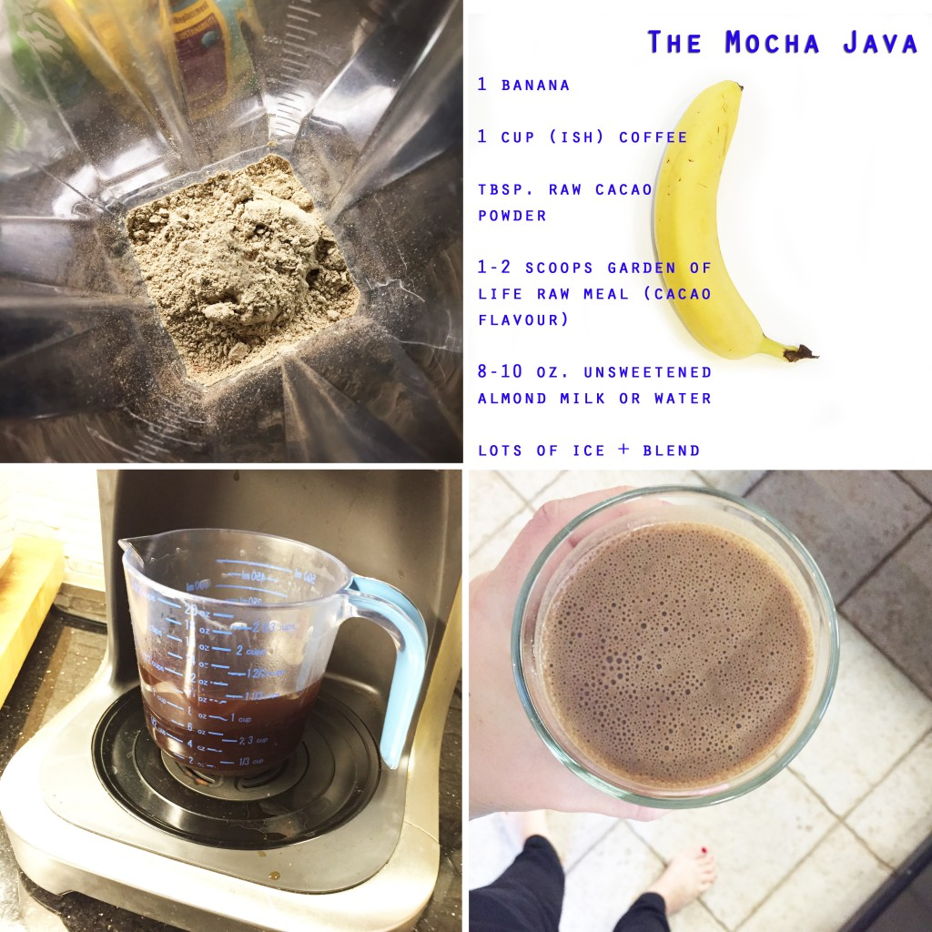 Garden Of Life Raw Meal Shake The Mocha Java