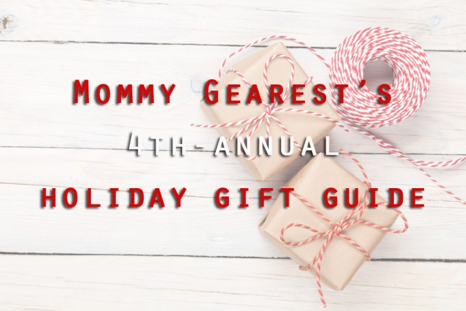 Mommy Gearest gift guide