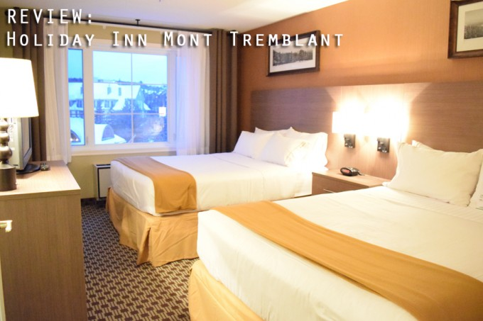 Holiday Inn Tremblant (feature)