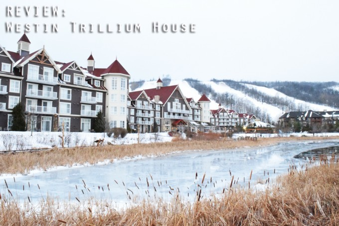 The Westin Trillium House - Blue Mountain (feature)