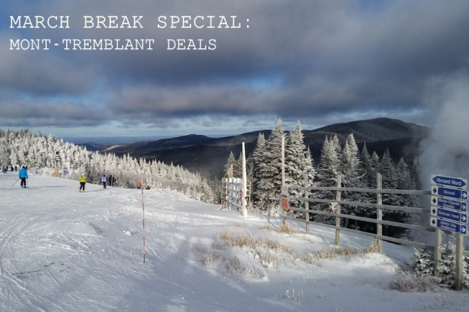 March Break Tremblant feature