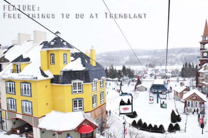 Free things to do at Tremblant - feature