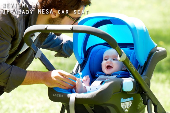 UPPAbaby MESA car seat - feature