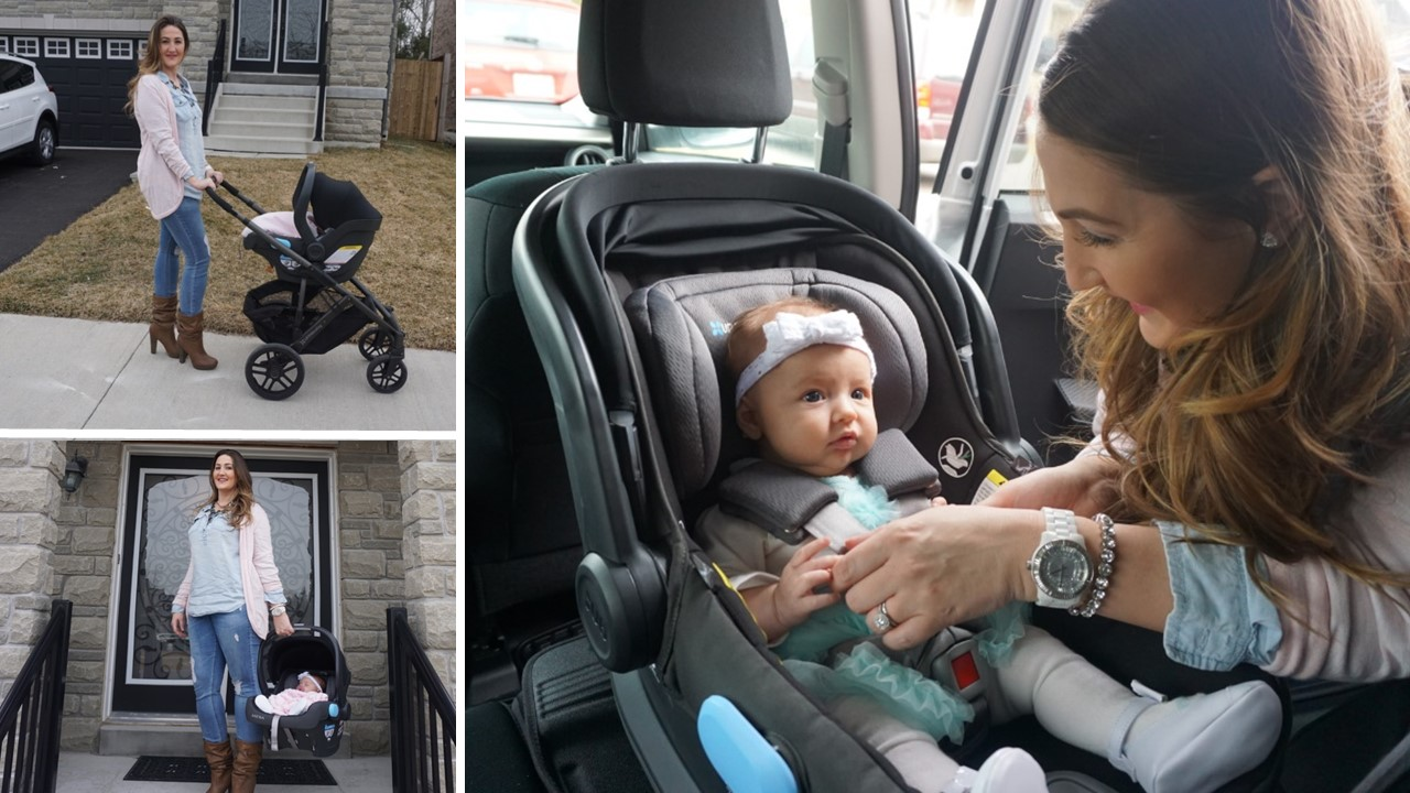 UPPAbaby MESA infant car seat review | Mommy Gearest |