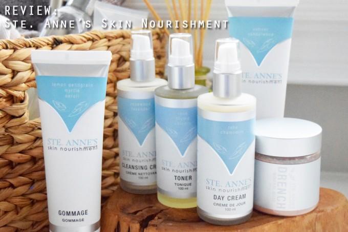 Ste Anne's Skin Nourishment - feature