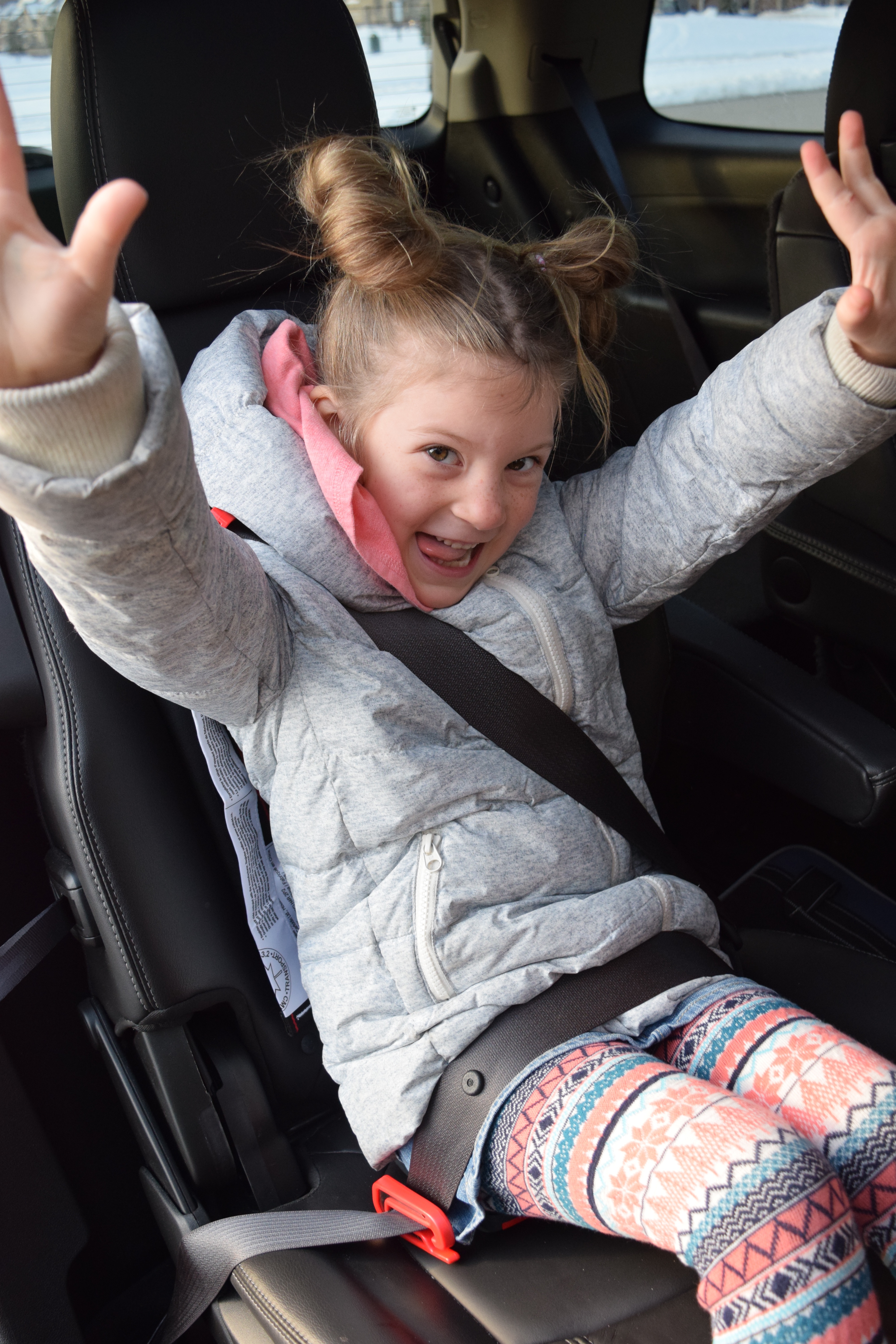 Mifold The Portable Booster Seat Review