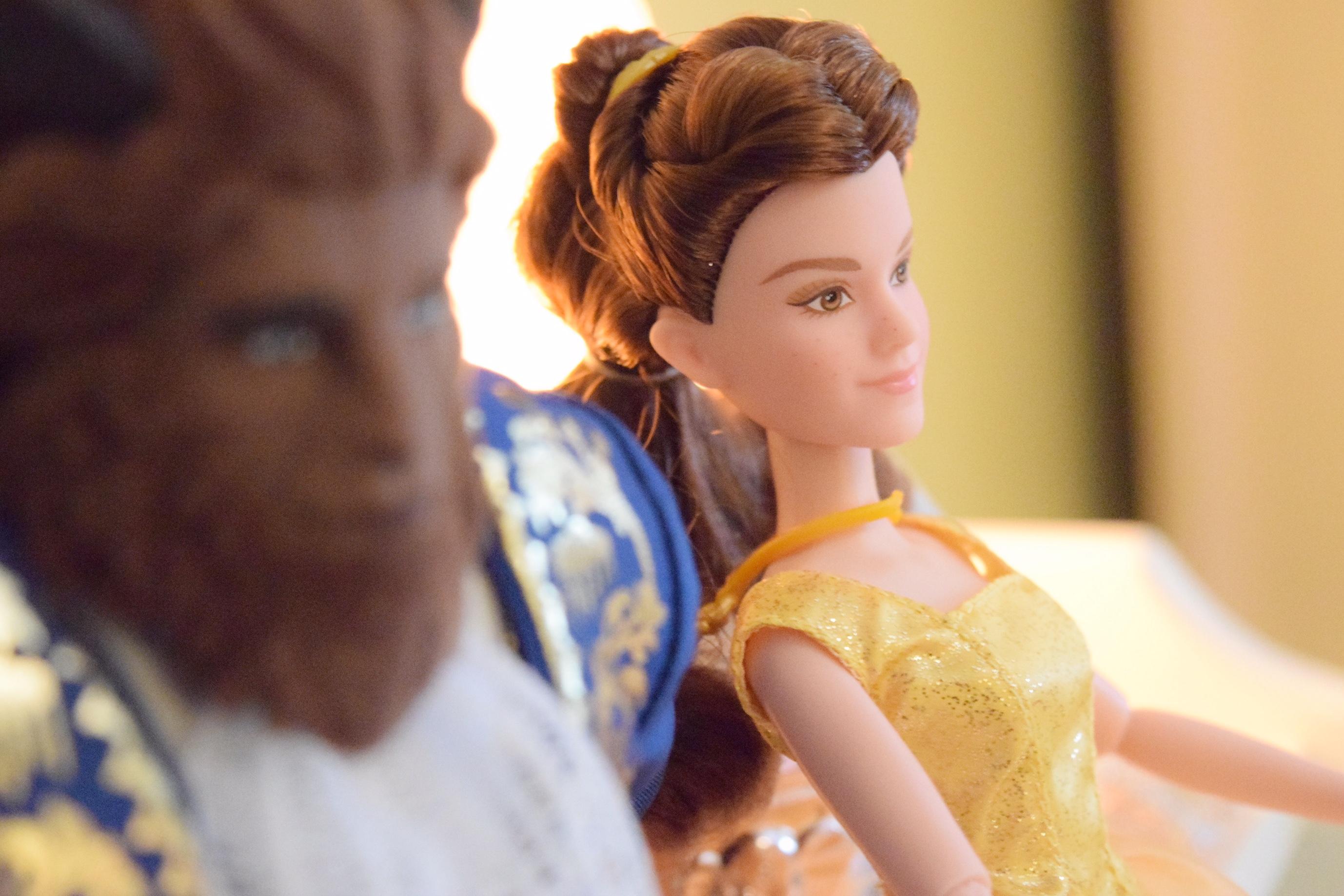 Belle Doll Like Emma Watson