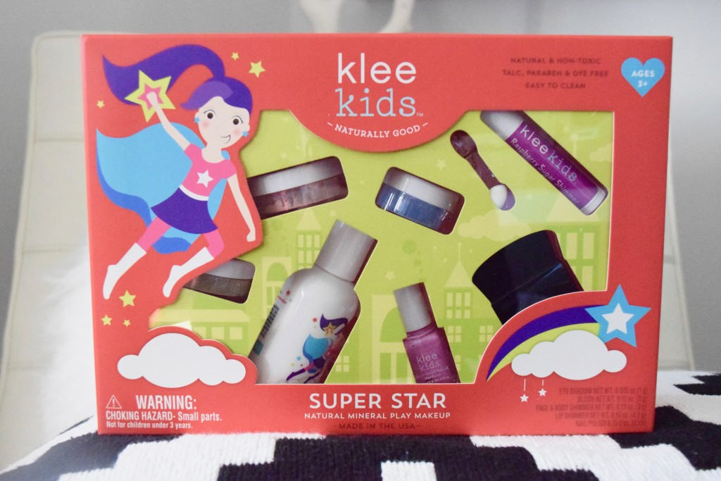Klee Kids mineral play makeup