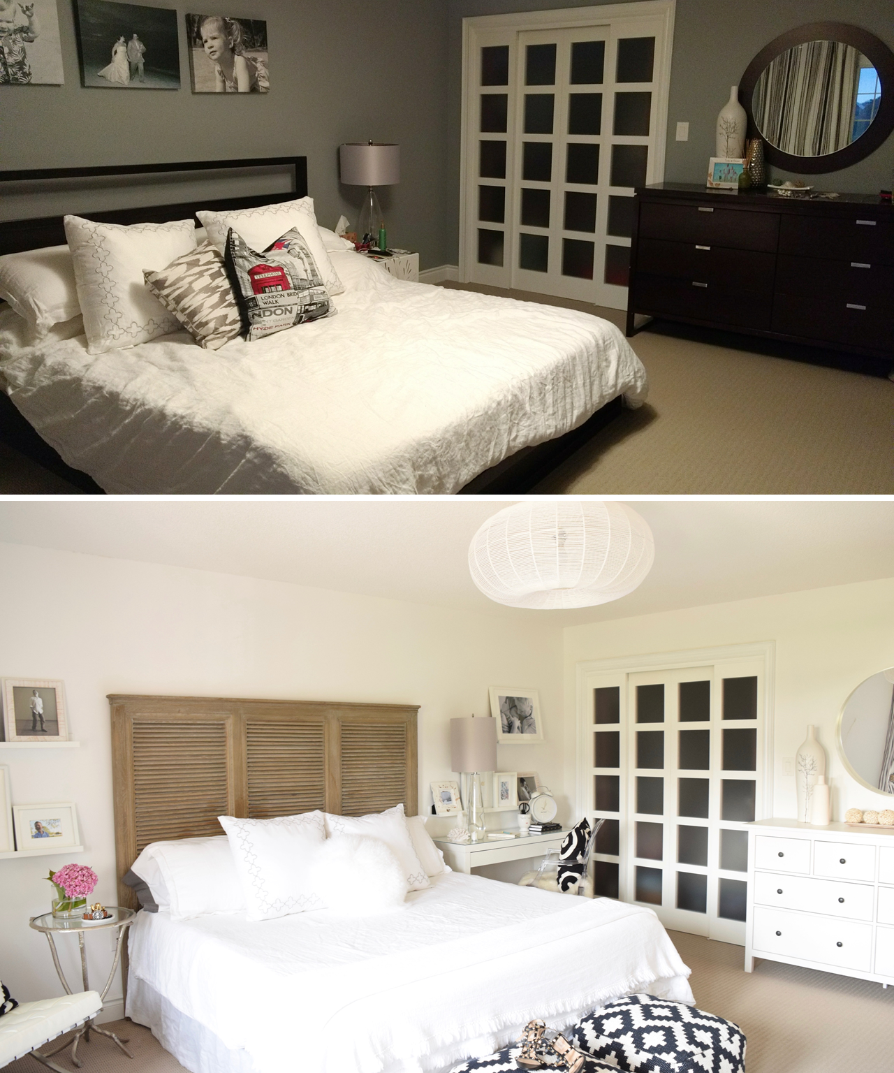 Master Bedroom Makeover On A Budget Mommy Gearest