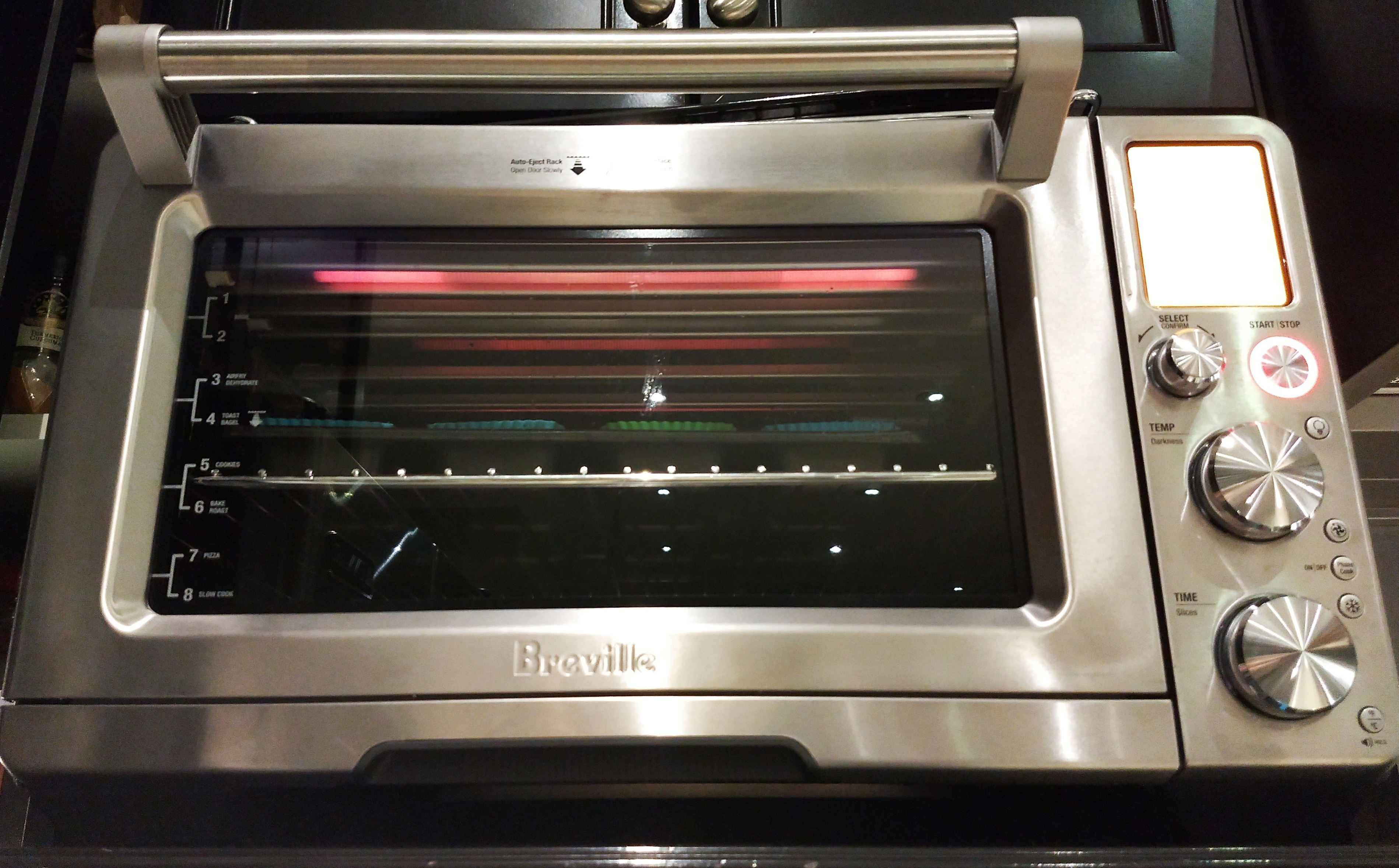 Breville Smart Oven Air review Mommy Gearest
