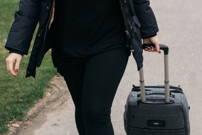 how to pack using only carryon bags