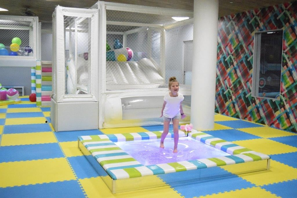 Playroom for 4 to 7 year olds at The Grand at Moon Palace