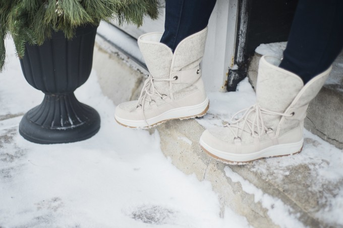 Best anti-slip winter boots