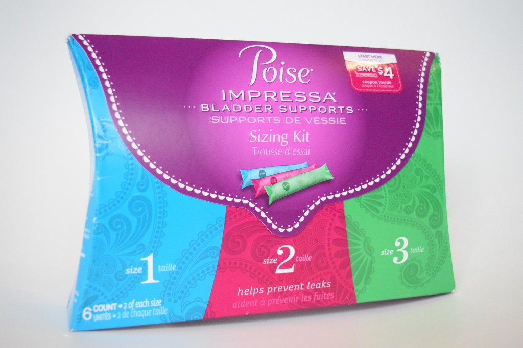 Impressa sizing kit