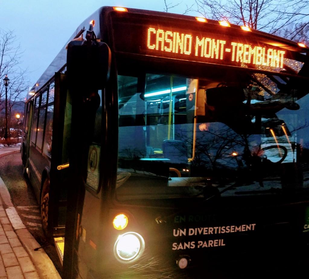 Free casino tremblant shuttle