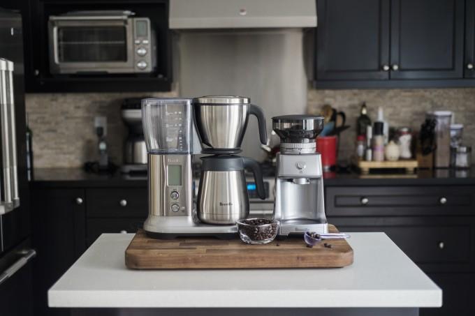 Breville Precision Brewer coffeemaker